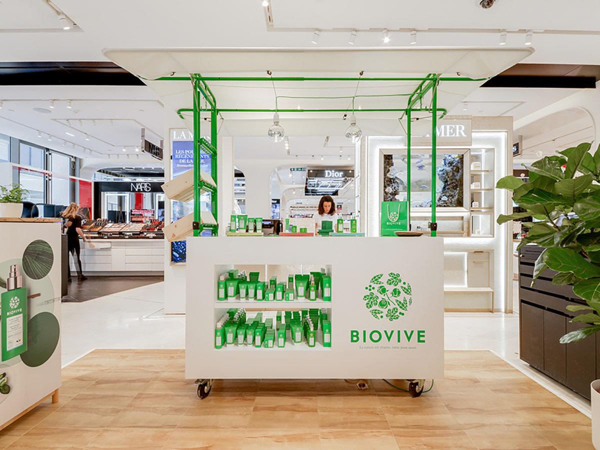 Biovive, Corner, Retail