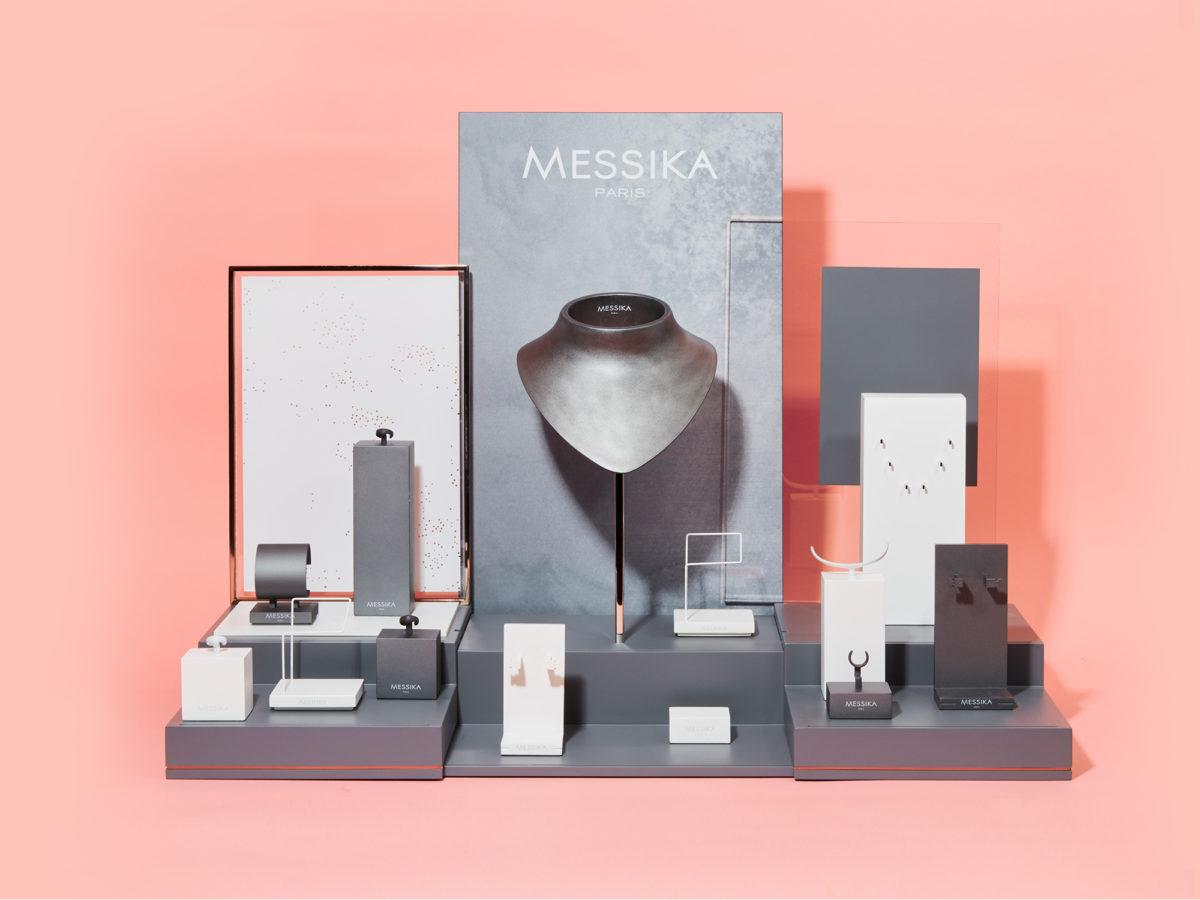 Messika Vitrine, Retail